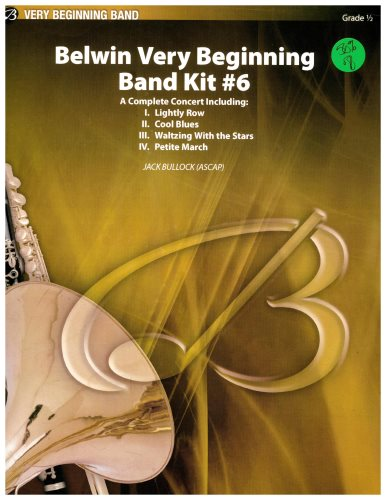 Belwin Very Beginning Band Kit #6 [Concert Band]