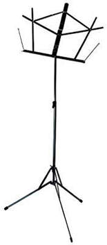Eastman MS11BLK Black Wire Music Stand