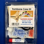 Gadsden Music Company Trombone Care Kit