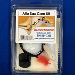 Gadsden Music Company Alto Saxophone Care Kit