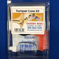 Gadsden Music Company Trumpet Care Kit