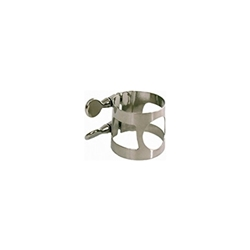 American Plating Clarinet Nickel Ligature